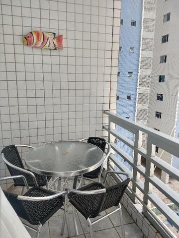 Apartamento mobiliado três quartos em boa viagem - Foto 6