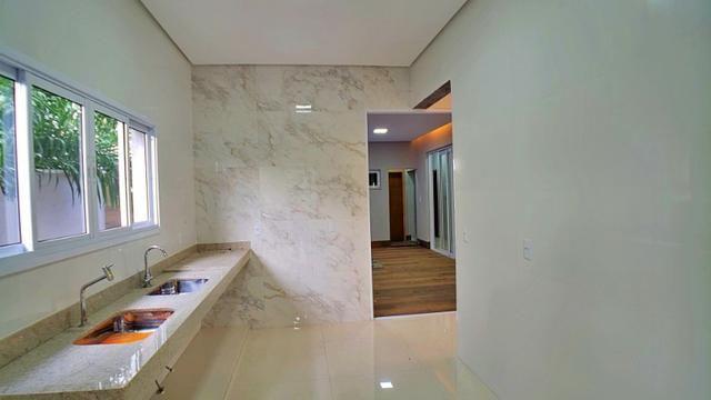 Casa 3 Suítes + Escritório, 183 m² c/ lazer no Condomínio Mirante do Lago - Foto 10