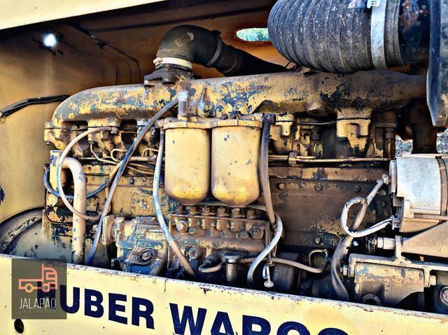 Motoniveladora huber warco série: 135-m - Foto 3