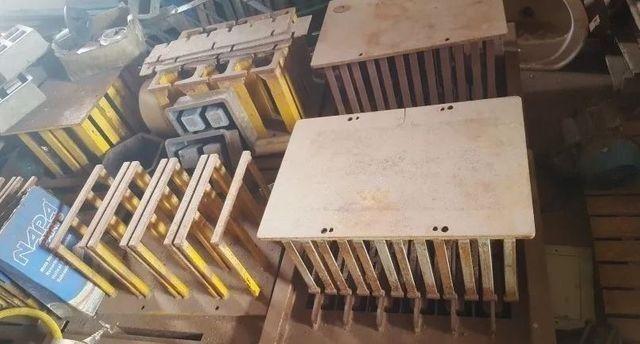 Maquina Fabrica De Blocos E Canaleta De Concreto Completa - Foto 6