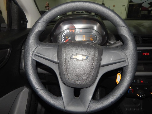 Chevrolet Onix 1.0 Mpfi Joy 8v Flex 4p Completo Impecável - Foto 9