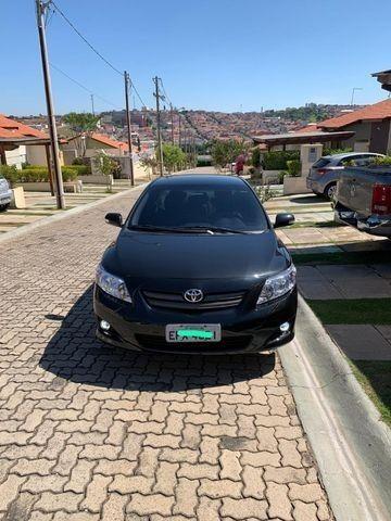 Corolla 1.8 XEI automático em perfeito estado - Foto 8