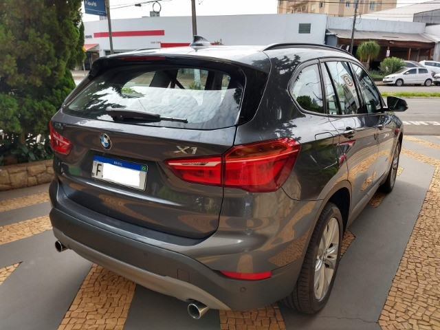 BMW X1 2.0 Sdrive 20i Gp Active Flex 2017 - Foto 6
