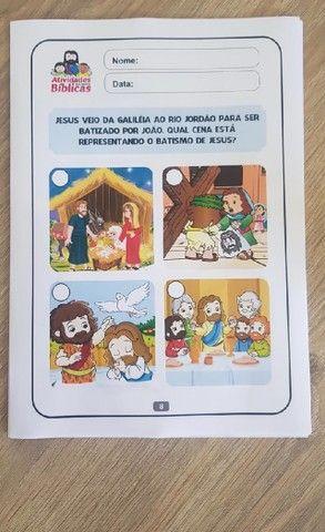 Atividades Bíblicas Infantis  - Foto 4