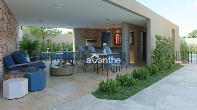 Apartamento com 3 dormitórios à venda, 66 m² por R$ 261.534,00 - Socopo Zona Leste - Teres - Foto 3