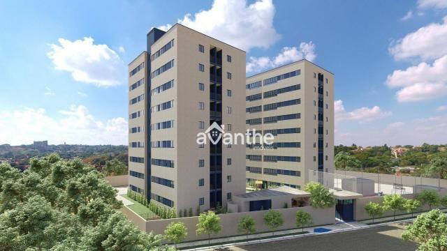 Apartamento com 3 dormitórios à venda, 66 m² por R$ 261.534,00 - Socopo Zona Leste - Teres