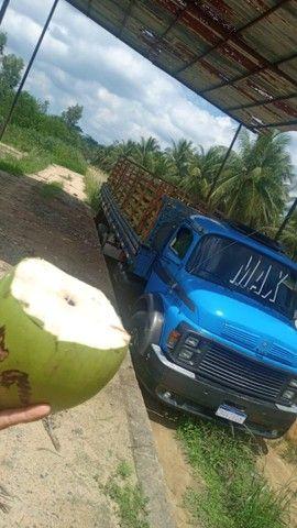 1513 Mercedes bens top caminhão todo revisado - Foto 6