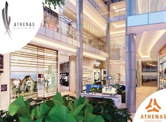 Residencial Athenas Future Living/ Apartamento 67,39m2/ 2 quartos (sendo 1 suíte)/ 1 vaga - Foto 5