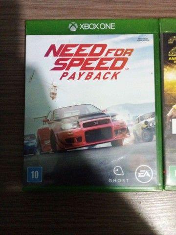 Vendo jogos de Xbox em bom estado pra HOJE - Foto 4