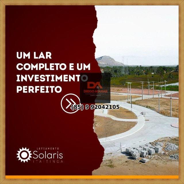 Lotes Solaris em Itaitinga-Gererau &¨%$ - Foto 3
