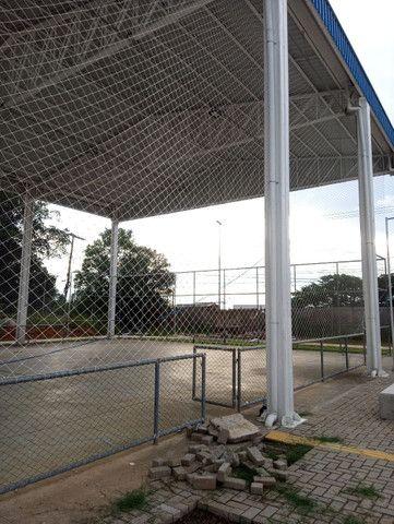 Quadras esportivas sacadas janelas - Foto 4