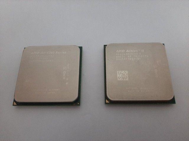 Processadores Intel e AMD, Aparti de 100R$. - Foto 6