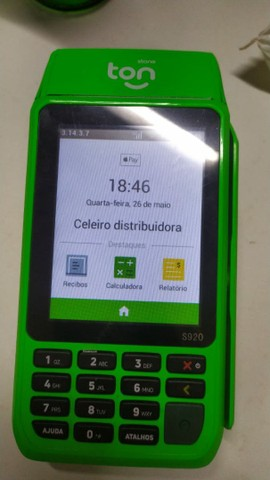 Máquina de Cartão de crédito R$12,00 Goiânia  - Foto 5