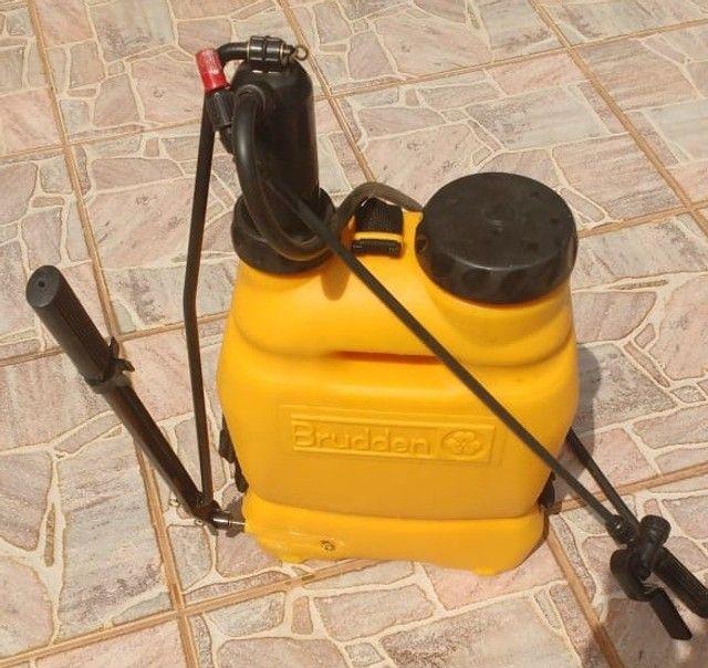 Pulverizador Costal Agrícola 12L S-12 Brudden
