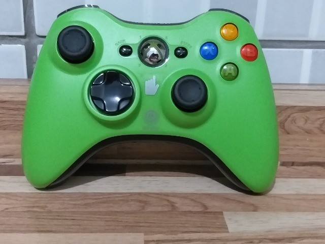 Controle sem fio Xbox 360 Microsoft - Foto 4