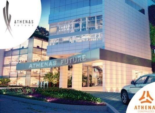 Residencial Athenas Future Living/ Apartamento 67,39m2/ 2 quartos (sendo 1 suíte)/ 1 vaga - Foto 13