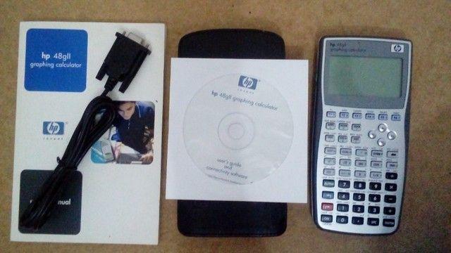 calculadora hp 48gll - Foto 2