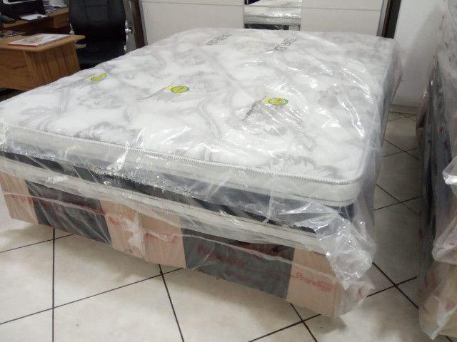 Conjunto box Queen Size Inverno/Verão - Foto 4