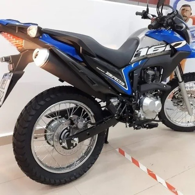 Vende se Moto honda Bross 160 ESDD 0km - Foto 5
