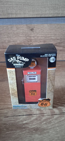 Gás Pump Serie 7 Vintage Greenlight - Original - Foto 3