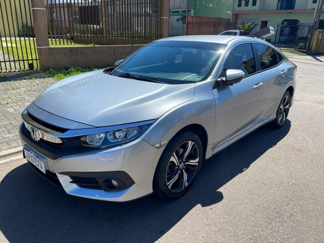 Honda Civic 2017 - apenas 56mkm - Foto 3