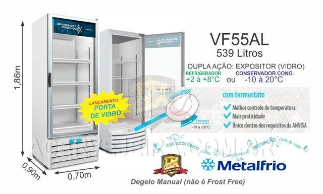 Freezer Vertical Fricon e Metalfrio - Foto 2