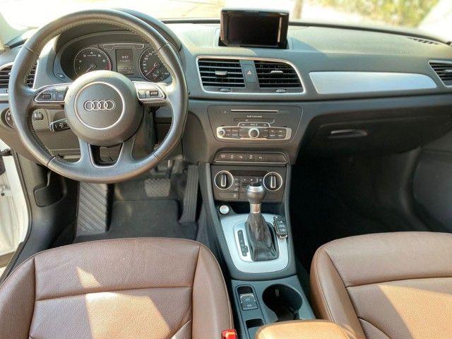 Audi Q3 Prestige Plus 1.4 Turbo Flex 2019   - Foto 8