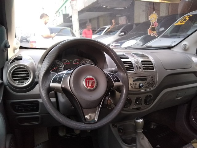 Fiat Grand Siena 1.6, 2014, completo, GNV,  33.900,00 - Foto 5