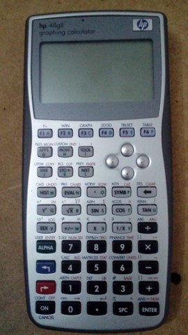 calculadora hp 48gll