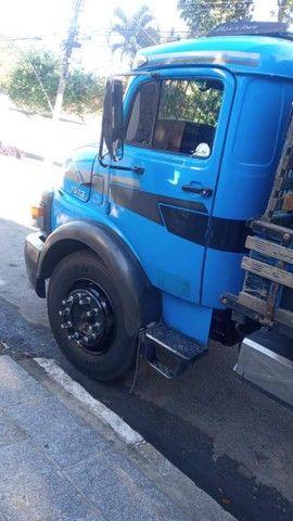 1513 Mercedes bens top caminhão todo revisado - Foto 3
