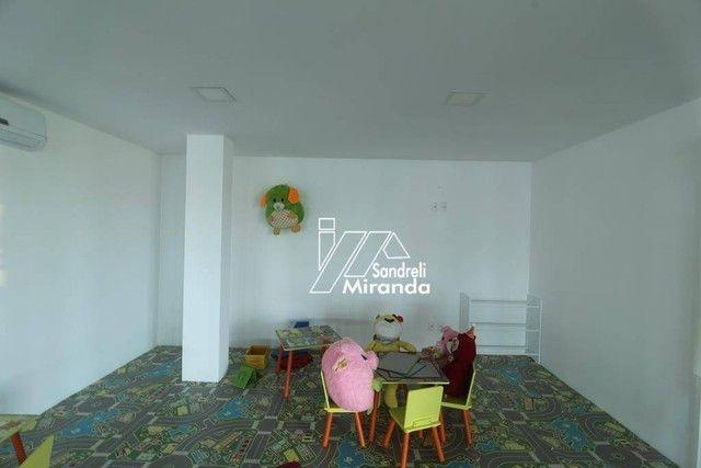 Apartamento com 3 dormitórios à venda, 87 m² por R$ 450.000,00 - Porto das Dunas - Aquiraz - Foto 4