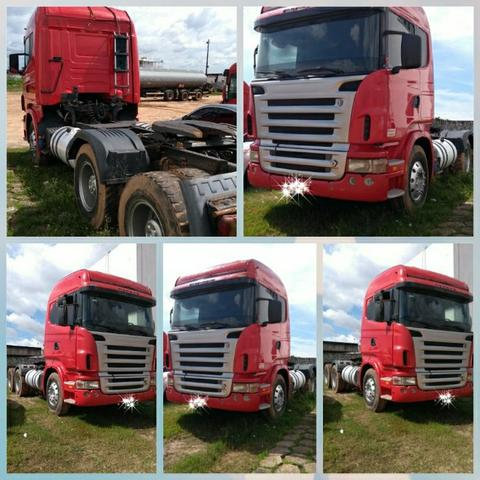 Scania R500 6x4 09/10 Completo