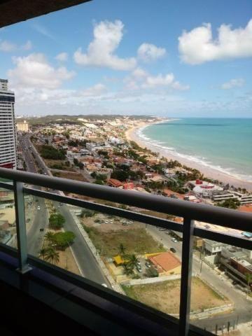 Apartamento 2 suites mobiliado duna barcane ponta negra natal