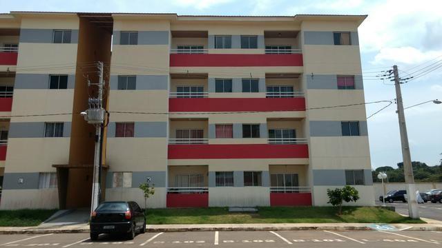 Apartamento 2 quartos residencial Bela Vista