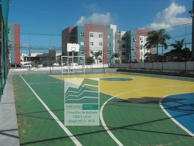Apartamento com 2/4 - 58 Metros - Cidade Satélite