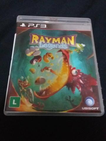 Vendo jogo Raymam Lengends Ou troco por jogo do Ps4