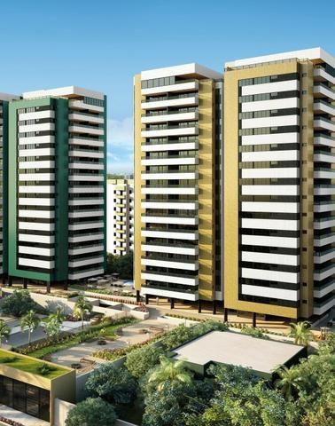 4 suites na Jatiuca Residencial Vivarine - Foto 16