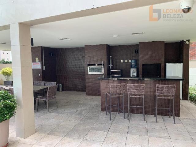 Apartamento com 4 dormitórios à venda, 401 m² por r$ 5.800.000 - meireles - fortaleza/ce - Foto 7