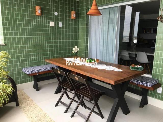 Apartamento à venda com 3 dormitórios em Pontal, Ilhéus cod: * - Foto 9