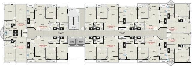 Apartamento à venda com 2 dormitórios em Jatiúca, Maceió cod:120 - Foto 4