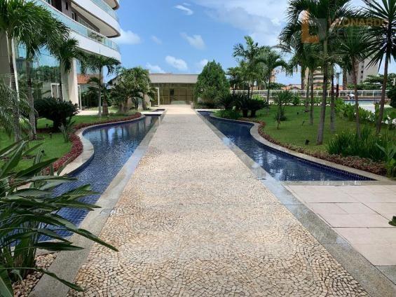 Apartamento com 4 dormitórios à venda, 401 m² por r$ 5.800.000 - meireles - fortaleza/ce - Foto 5