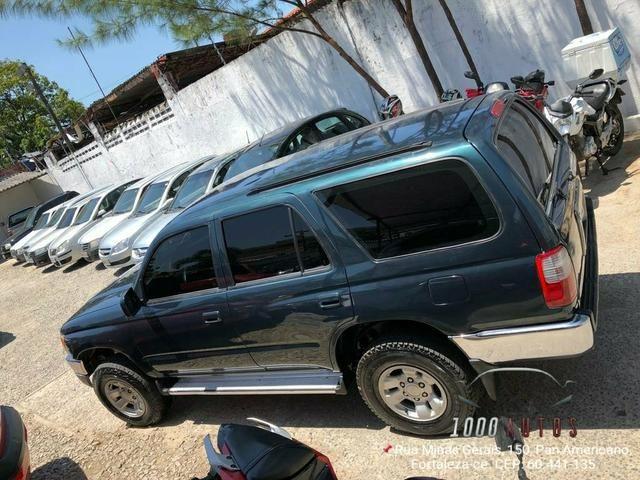 Hilux SW4 1998 7 lugares 3.0 diesel uma verdadeira RARIDADE!!! - Foto 5