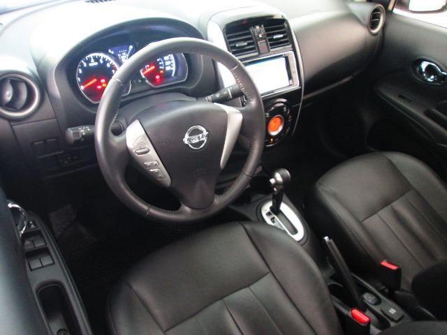 Nissan versa sl automatico - Foto 12