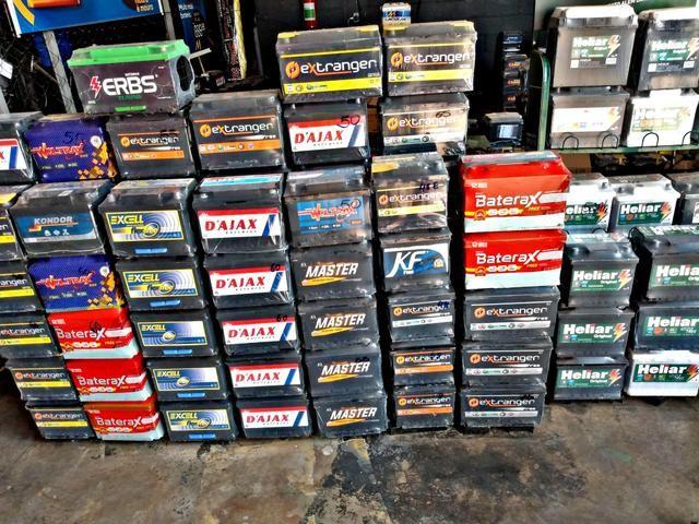 Baterias mega promoção contate nossos vendedores - Foto 2