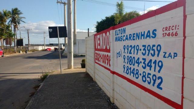 Terreno comercial no sim, esquina da Centenário a 60m da Noide - Foto 2