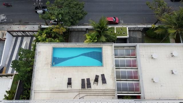 Flat mobiliado próximo parque da jaqueira - Foto 9