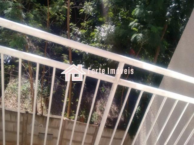 IF774 Apartamento Padrão No Condomínio Rossi Ideal - Campo Grande RJ - Foto 17