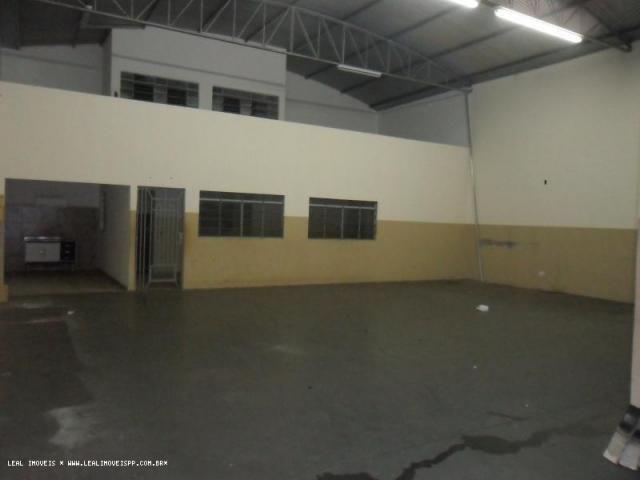 Salão comercial para venda em presidente prudente, vale verde i, 2 dormitórios, 3 banheiro