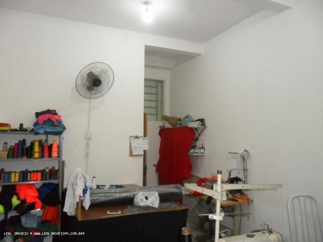 Salão comercial para venda em presidente prudente, vale verde i, 2 dormitórios, 3 banheiro - Foto 2