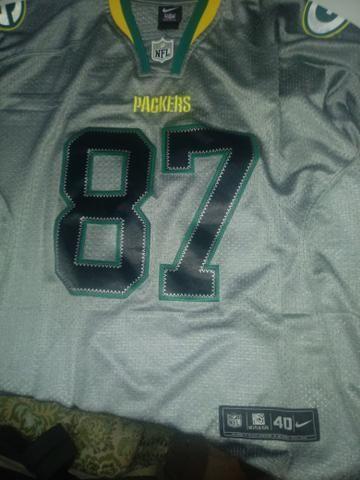 c33ed82fe51d6 Camiseta Da NFL Green Bay Packers - Roupas e calçados - Barcelona ...